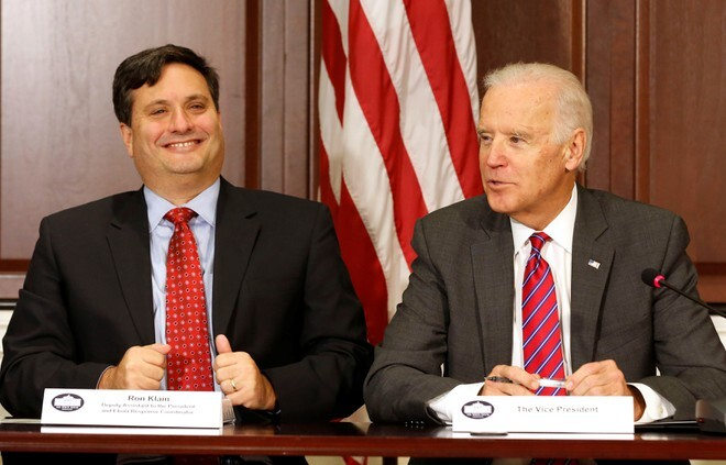 Ông Joe Biden chọn Chánh văn phòng Nhà Trắng