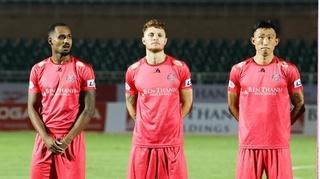 Sài Gòn FC gây sốc trước thềm mùa giải mới 2021