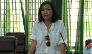 Ca sĩ Phương Thanh chưa hề đến Quảng Ngãi làm từ thiện