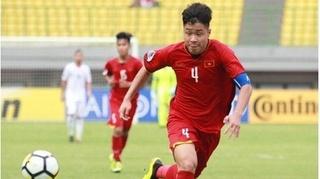 Hậu vệ trẻ CLB Hà Nội chấn thương nặng khi tập trung tuyển U22 Việt Nam