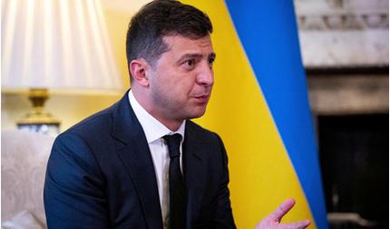 Tổng thống Ukraine nhập viện vì mắc Covid-19