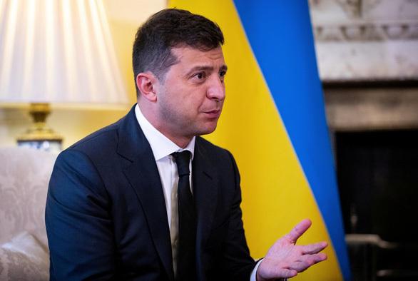 Tổng thống Ukraine vừa nhập viện vì mắc Covid-19