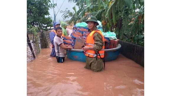 Chủ tịch xã ở Quảng Bình qua đời vì nhiễm trùng sau khi cứu nạn vừa nhận chức 3 tháng