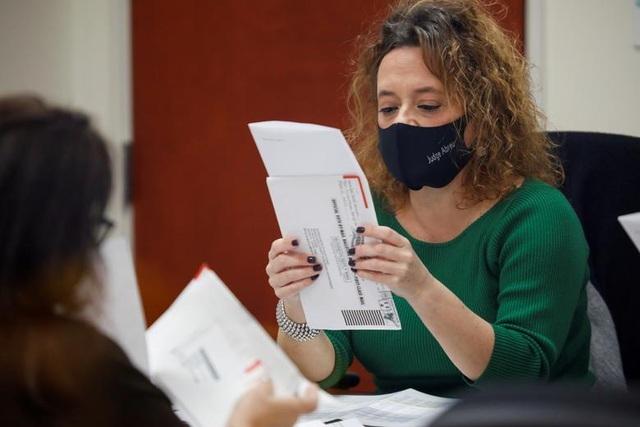 Giới chức bầu cử Mỹ ra công bố chính thức về cáo buộc gian lận