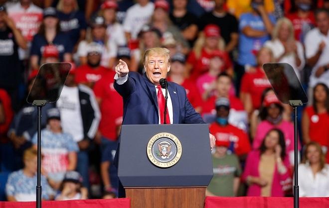 Đòn giáng mạnh vào nỗ lực đảo ngược kết quả bầu cử của ông Trump ở Arizona.1