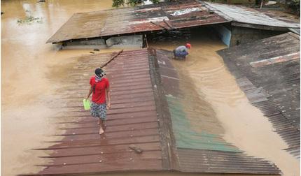 Bão Vamco càn quét Philippines khiến 26 người chết
