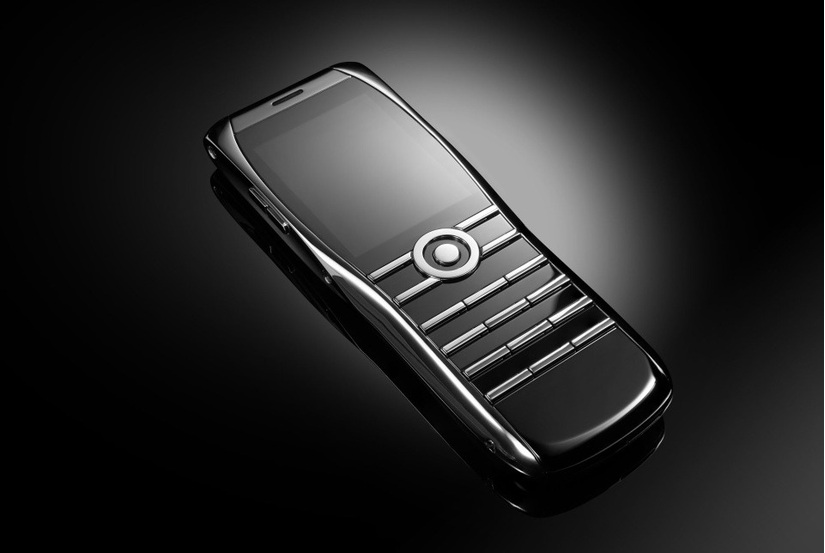 Điện thoại Vertu phiên bản mới, pin dùng gần tuần, giá ngót trăm triệu.1