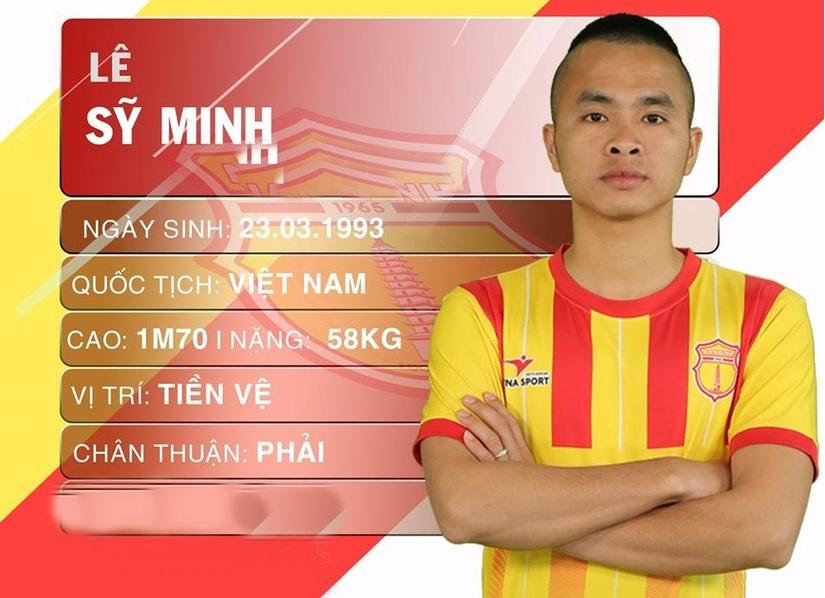 Lê Sỹ Minh gia nhập CLB TP HCM của Chủ tịch Hữu Thắng