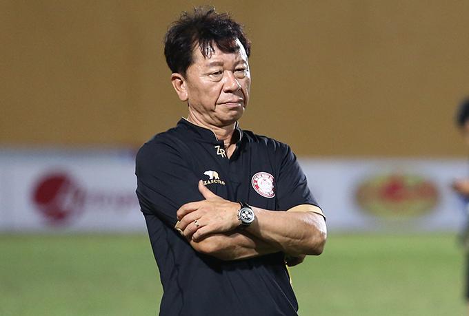 HLV Chung Hae Seong chỉ ra điểm yếu của CLB HAGL