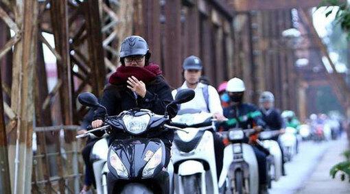 Miền Bắc đón không khí lạnh, Hà Nội trở lạnh từ ngày 15/11
