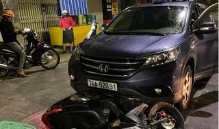 Nữ tài xế tông thai phụ đi sinh bất tỉnh rồi kéo lê xe máy hàng trăm mét