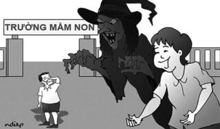 Sao nỡ bạo hành trẻ mầm non?