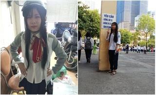 2 ngày tìm kiếm vẫn chưa thấy nữ sinh lớp 12 Hà Nội mất tích