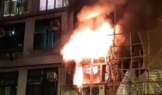 Cháy chung cư ở Hong Kong, ít nhất 7 người chết