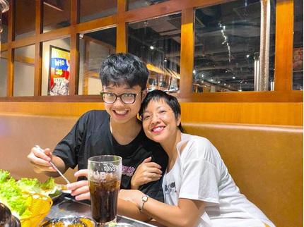 MC Thảo Vân 'cười ra nước mắt' với bài văn  kể chuyện của con trai