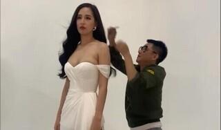 Lộ clip hậu trường chụp hình của Mai Phương Thúy khiến fan rần rần vì body cực phẩm