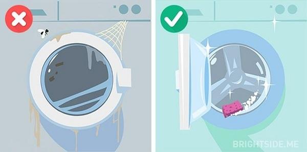 Sai lầm phổ biến làm tốn tiền mua quần áo lại mất phí sửa máy giặt