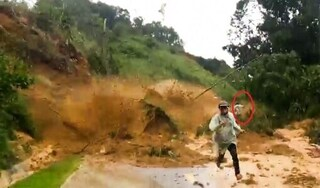 Tìm thấy thi thể nạn nhân vụ sạt lở núi kinh hoàng ở Quảng Nam