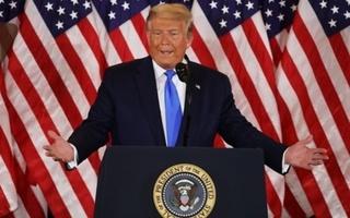 Phát hiện 1.643 phiếu bầu không được kiểm cho Tổng thống Trump ở bang Georgia