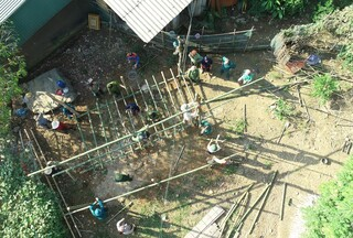 Nghệ An: Di dời khẩn cấp 17 hộ dân ra khỏi vùng nguy hiểm