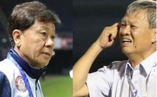 HLV Lê Thụy Hải: 'Ông Chung Hae-Soung chịu thiệt thòi vì các cầu thủ TP.HCM'