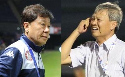 Ông Chung Hae-Soung chịu thiệt thòi vì các cầu thủ TP.HCM