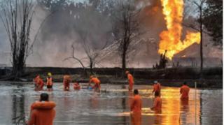Ấn Độ dập tắt vụ cháy giếng dầu khổng lồ kéo dài suốt 5 tháng