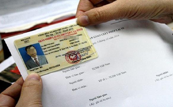 ĐBQH không ủng hộ đề xuất để Bộ Công an cấp giấy phép lái xe