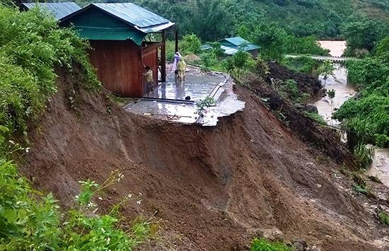 Các tỉnh Thanh Hóa đến Hà Tĩnh cảnh giác nguy cơ sạt lở đất, ngập lụt
