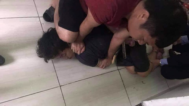 Hà Nội: Nghi trong cơn 'ngáo đá', con trai xuống tay sát hại mẹ ruột tử vong