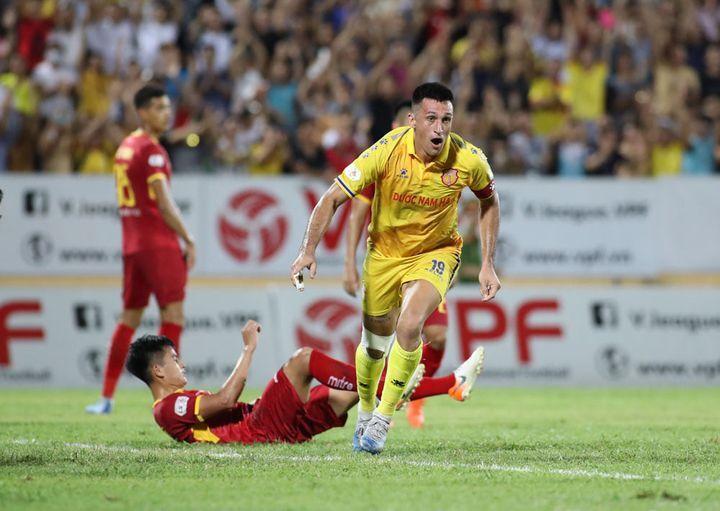 Đỗ Merlo và Thiago Papel chia tay DNH Nam Định