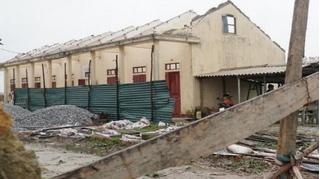 Quảng Bình hư hỏng 1.900 nhà, thiệt hại 450 tỷ đồng do bão số 13