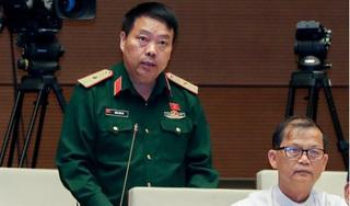 Đại biểu Quốc hội, Thiếu tướng Sùng Thìn Cò: