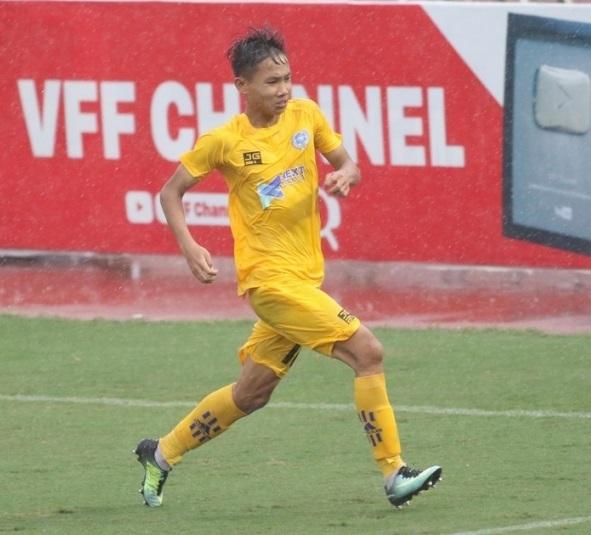 Cái Văn Quỳ được đăng ký dự giải U21 quốc gia