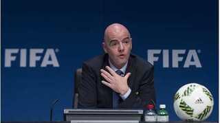 Chủ tịch FIFA chúc mừng tân vô địch V.League