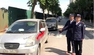 Khởi tố nhóm bảo vệ xịt sơn ô tô đỗ sau chung cư
