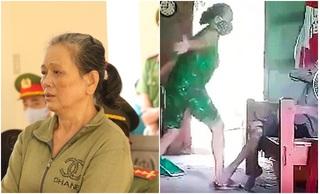Con gái hành hạ dã man mẹ ruột 79 tuổi lĩnh án tù