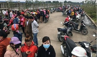 Hàng trăm công nhân công ty may ở Nghệ An bất ngờ bị cho nghỉ việc
