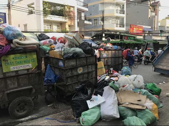 Quốc hội 'chốt' thời điểm thu phí rác thải sinh hoạt theo kg
