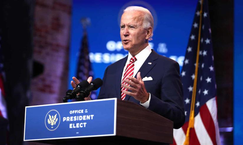 Biden sẽ gây bất ngờ đặc biệt cho dân Mỹ khi ông nhậm chức