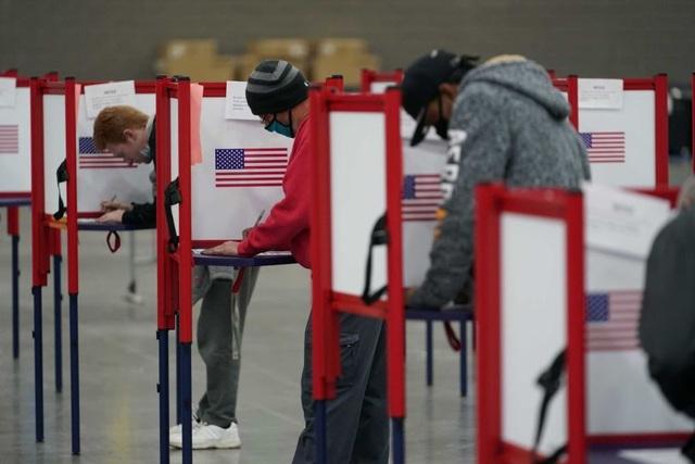 Lại phát hiện 2.755 phiếu bị sót ở Georgia, phần lớn bầu cho Tổng thống Trump