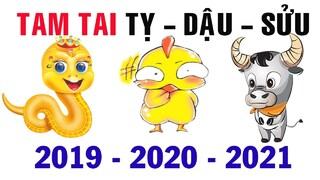 Hạn Tam Tai năm 2021: Tuổi Tỵ, Dậu, Sửu cần tránh làm gì trong năm Tân Sửu