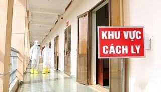 Thanh Hóa: 317 người được cách ly tập trung để phòng dịch Covid-19