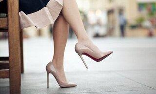 Phụ nữ dễ mắc phải căn bệnh nguy hiểm này nếu thường xuyên đi giày cao gót