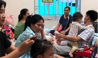 Thanh Hóa: Bệnh nhi mắc viêm phổi và viêm tiểu phế quản tăng đột biến