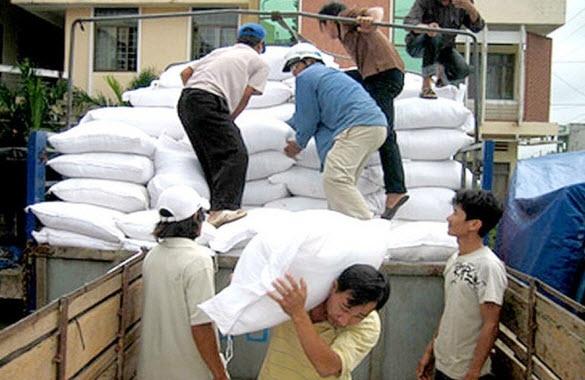 Cấp bổ sung hơn 4.300 tấn gạo cho ba tỉnh Nghệ An, Hà Tĩnh, Bình Định