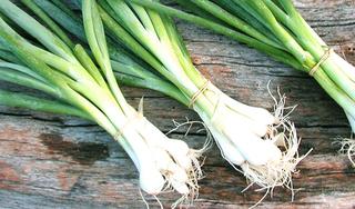 Những thực phẩm gây hại cho sức khỏe nếu chế biến chung với hành lá
