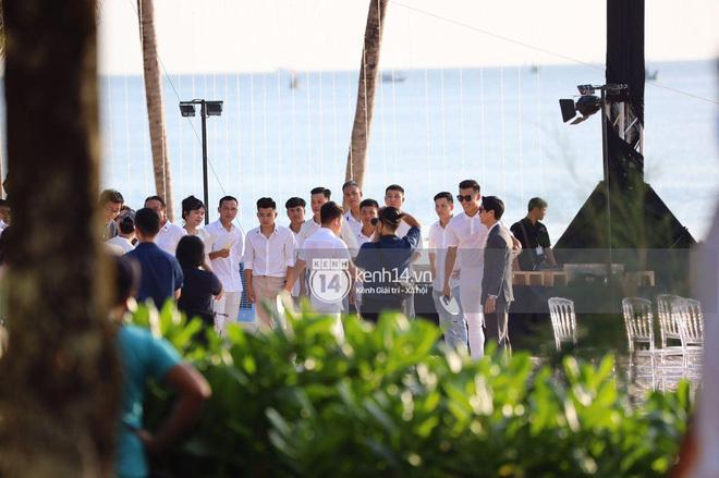 Hình ảnh cực nóng từ nơi Công Phượng - Viên Minh lựa chọn để tổ chức đám cưới ở Phú Quốc