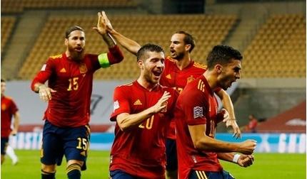 Lộ diện 4 đội bóng vào bán kết Nations League