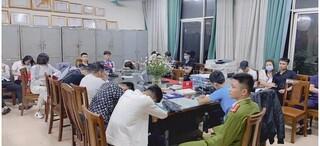 Hàng chục 'dân chơi' dương tính với ma túy tại quán bar ở Hà Nội